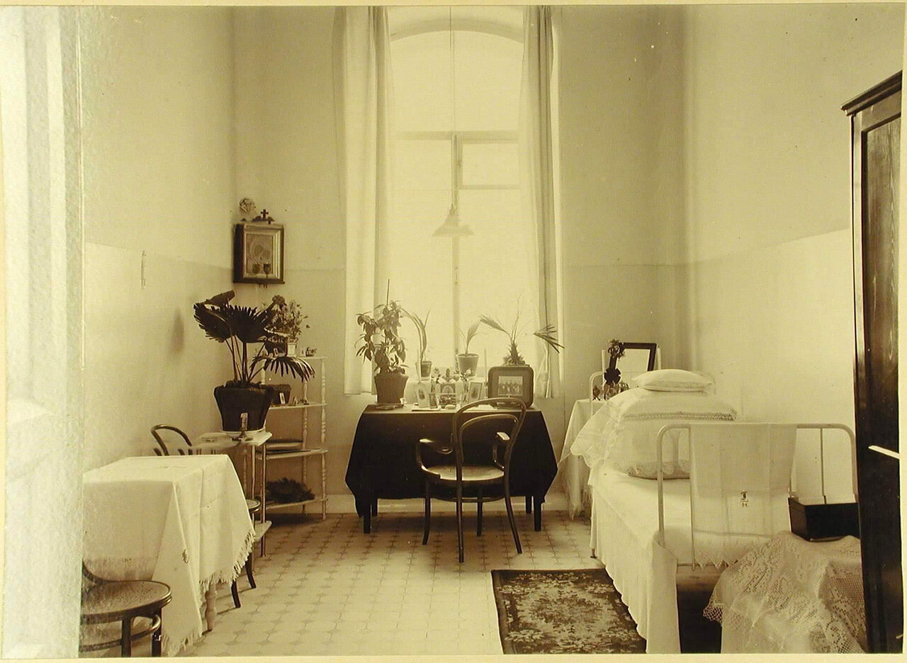 21. Комната сестры милосердия больницы общины