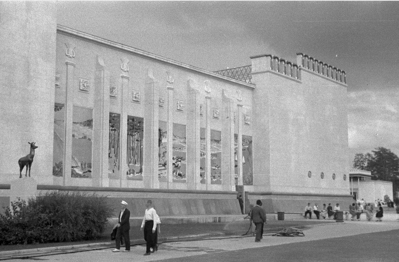 38. Павильон Хабаровского края