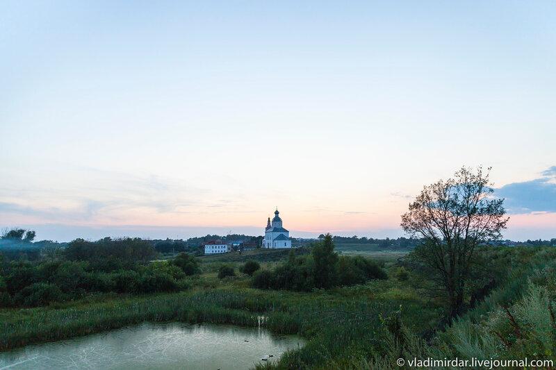 Ильинский луг в Суздале