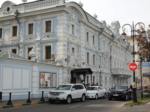 Дворец Рукавишникова М Ф.
