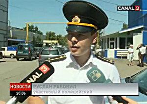 Полицейские Молдовы начали кампанию по защите владельцев машин