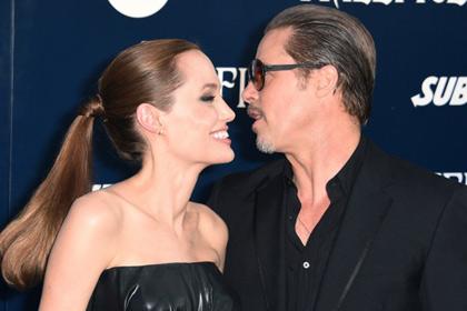 Питт и Джоли за уединенный медовый месяц заплатили двести тысяч долларов