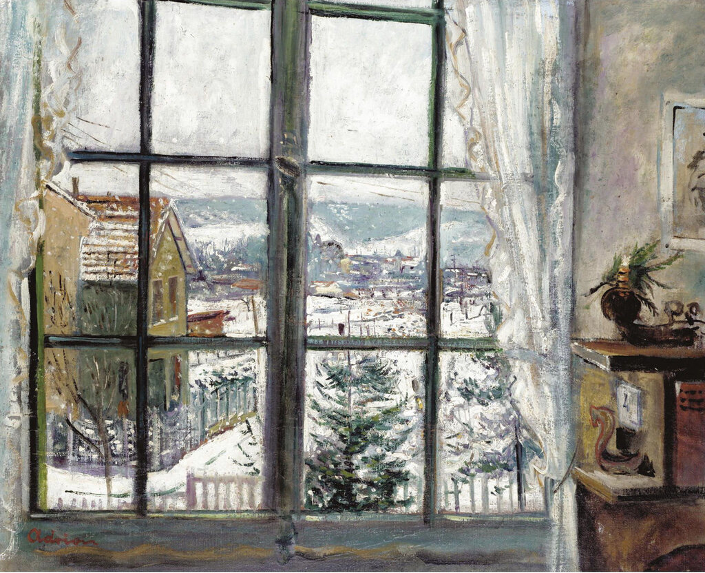 Lucien Adrion - A View from the Window.jpeg