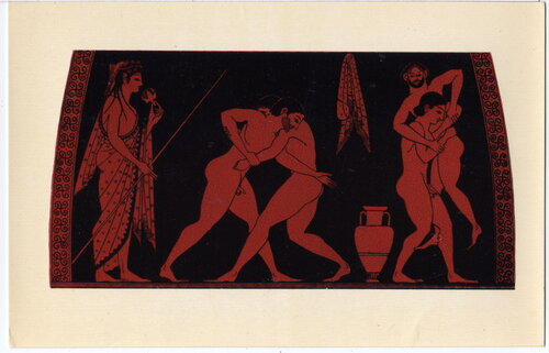 Фотографии - Игры Древней Олимпии  (1972) JPG