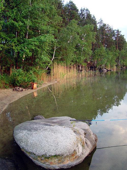 Озеро Бараус (15.05.2013)