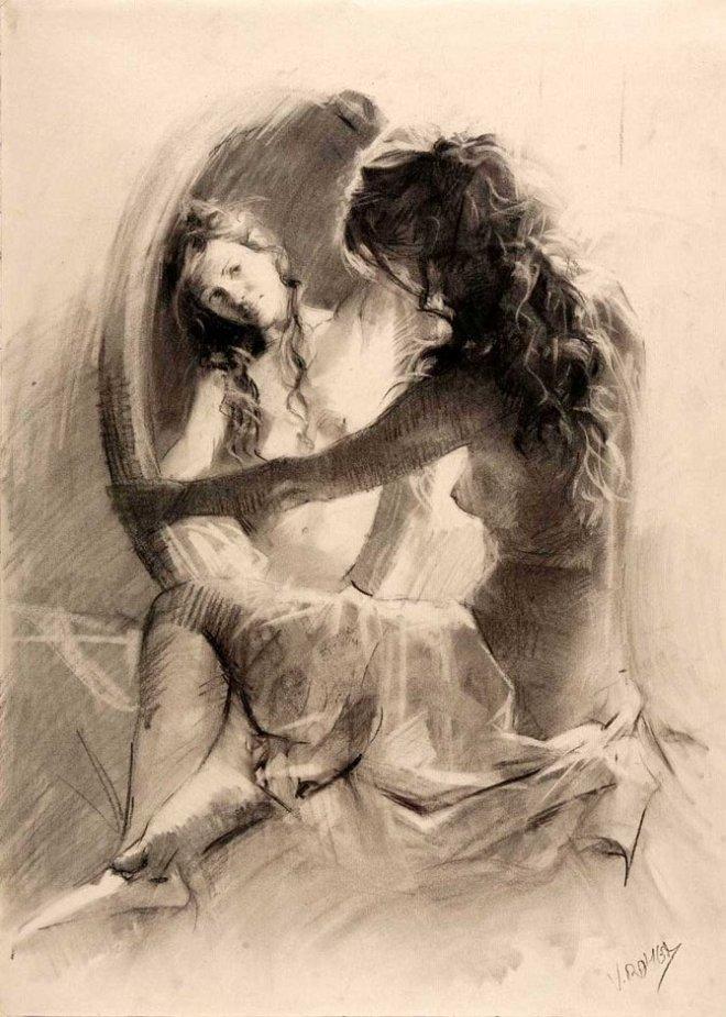 Висенте Ромеро Редондо: картины маслом 0 107fb5 43a7b12d orig