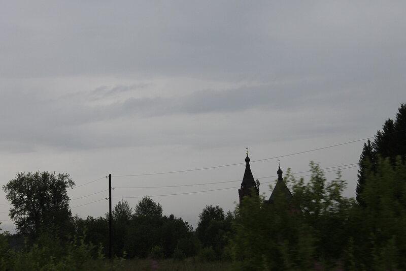 Церковь в Камгорте.