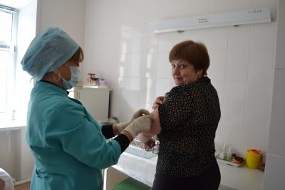 В Верхнеуслонской поликлинике идет подготовка к вакцинации против гриппа