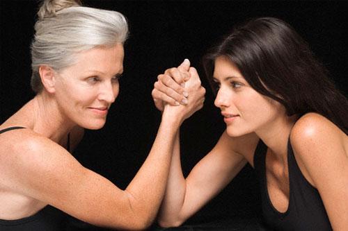 как бороться со старостью