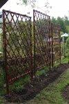 Декоративные решетки для плетушек
