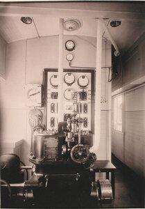 Общий вид пародинамомашины второй электрической станции.