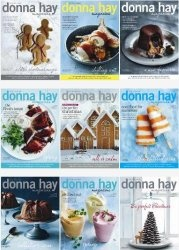 Журнал Donna hay magazine 2011-2014