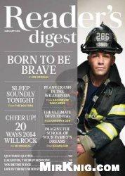 Журнал Reader's Digest  - January 2014 (USA)