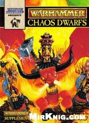 Книга Warhammer Armies Chaos Dwarfs