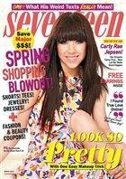 Журнал Seventeen №3 (март), 2013 / US