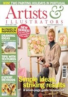 Журнал Artists & Illustrators №2 (февраль), 2012 / UK