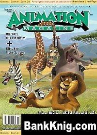 Журнал Animation Ноябрь 2008 pdf 11Мб
