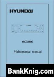 Книга Service Manual H-CDM8042 pdf 5,42Мб