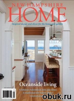 Книга New Hampshire Home - July/August 2012