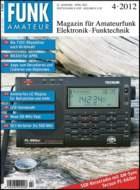 Журнал Журнал Funkamateur №4, 2012