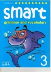 Аудиокнига Smart Grammar and Vocabulary 3 (Book and Audio)