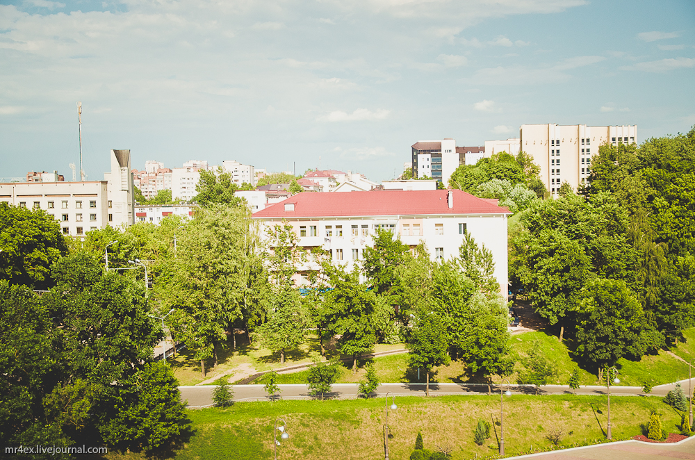 Витебск, Духовской Круглик