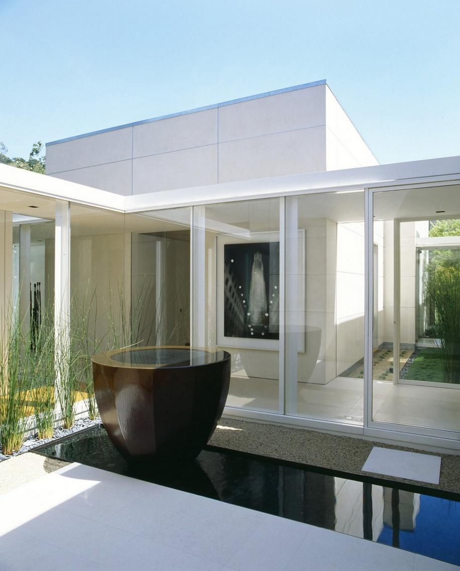 Уютная резиденция в Калифорнии от Dirk Denison Architects