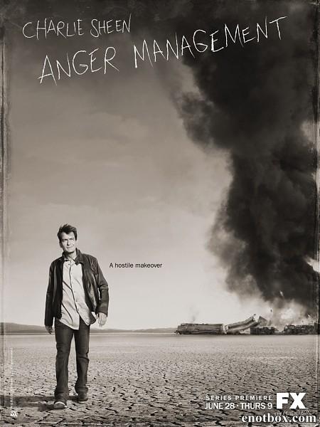 Управление гневом / Anger Management - Полный 1 сезон [2012, HDTVRip | HDTVRip 720p] (LostFilm)