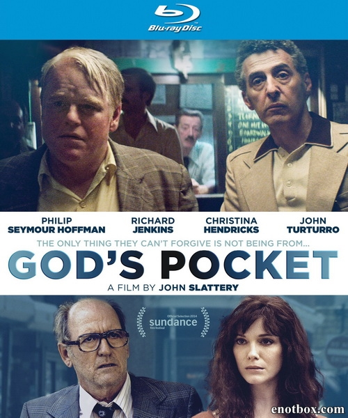 Божий карман / God's Pocket (2014/BDRip/HDRip)