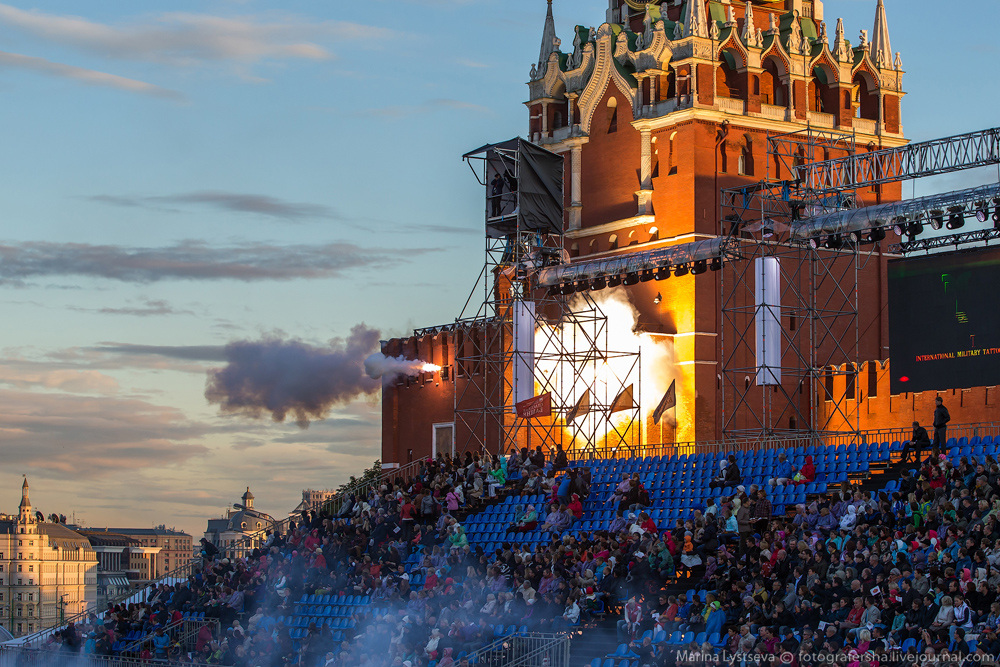 Фестиваль военных оркестров