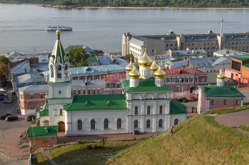 Церковь Рождества Иоанна Предтечи на Торгу, Нижний Новгород
