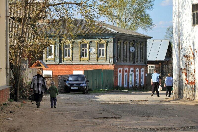Советская улица, Гороховец