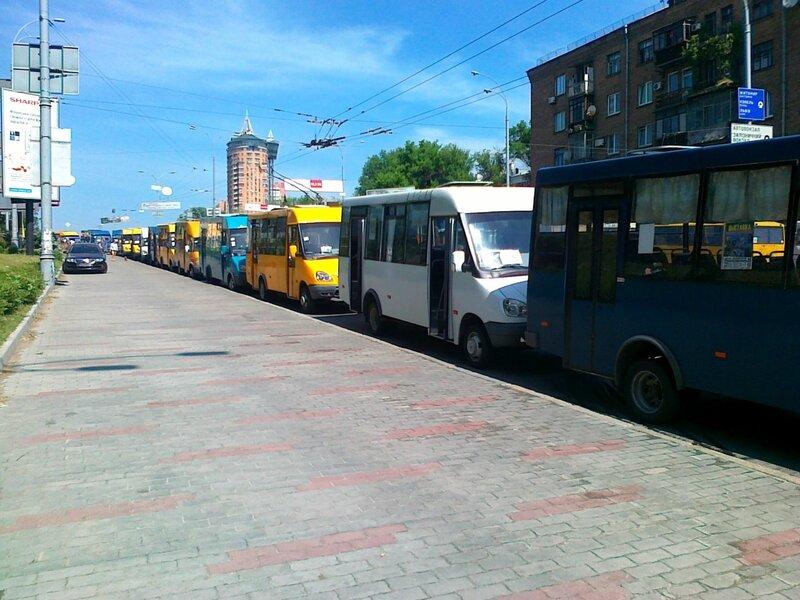автобусы на печерске