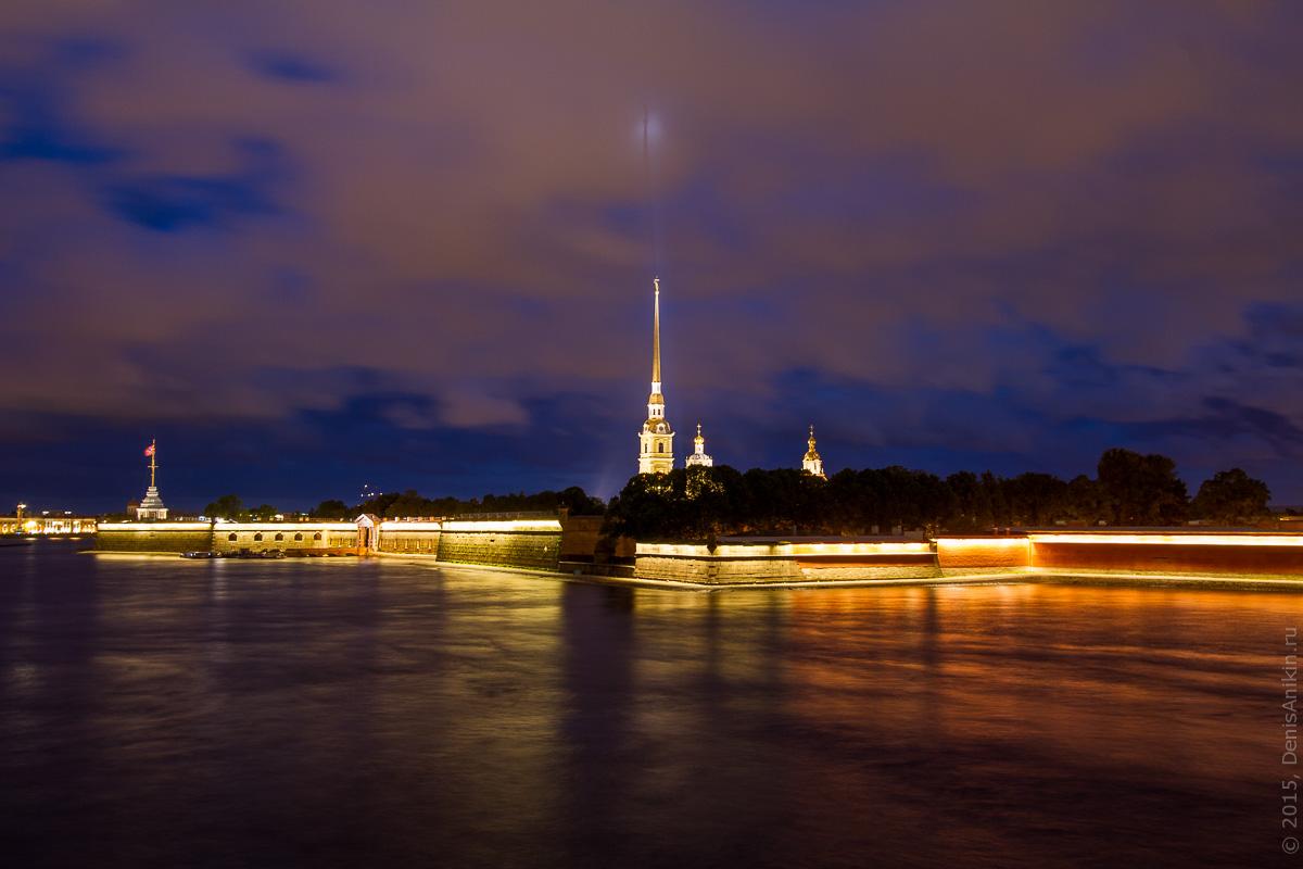 Санкт-Петербург развод мостов 3