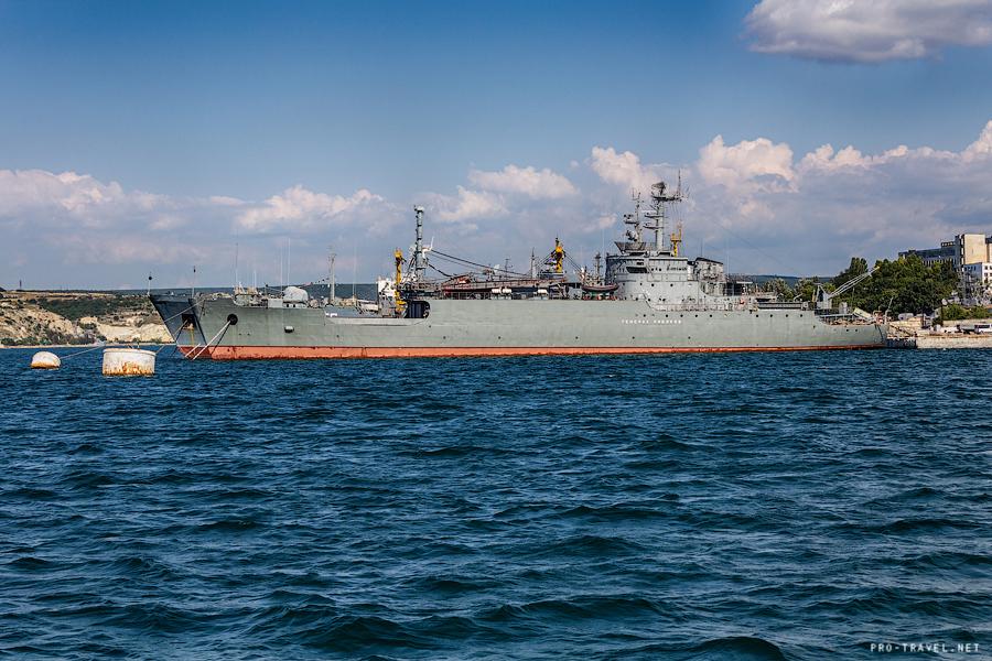 Севастопольская бухта