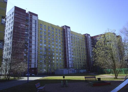 Пулковское шоссе 13к4