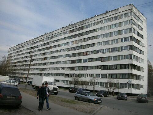 ул. Черкасова 11к1