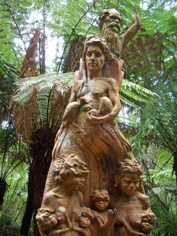 William Ricketts Sanctuary.