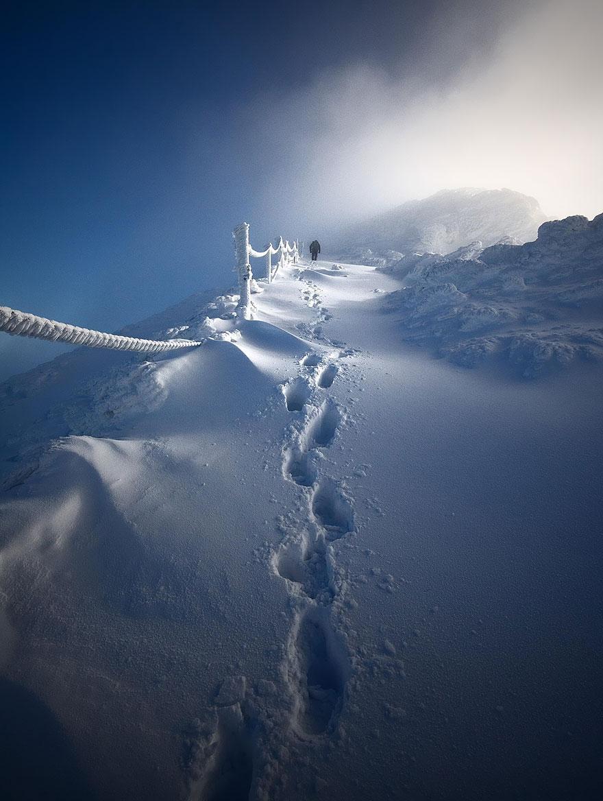 Горы Крконоше (Исполиновы горы) - Польша