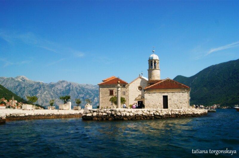 Церковь на острове