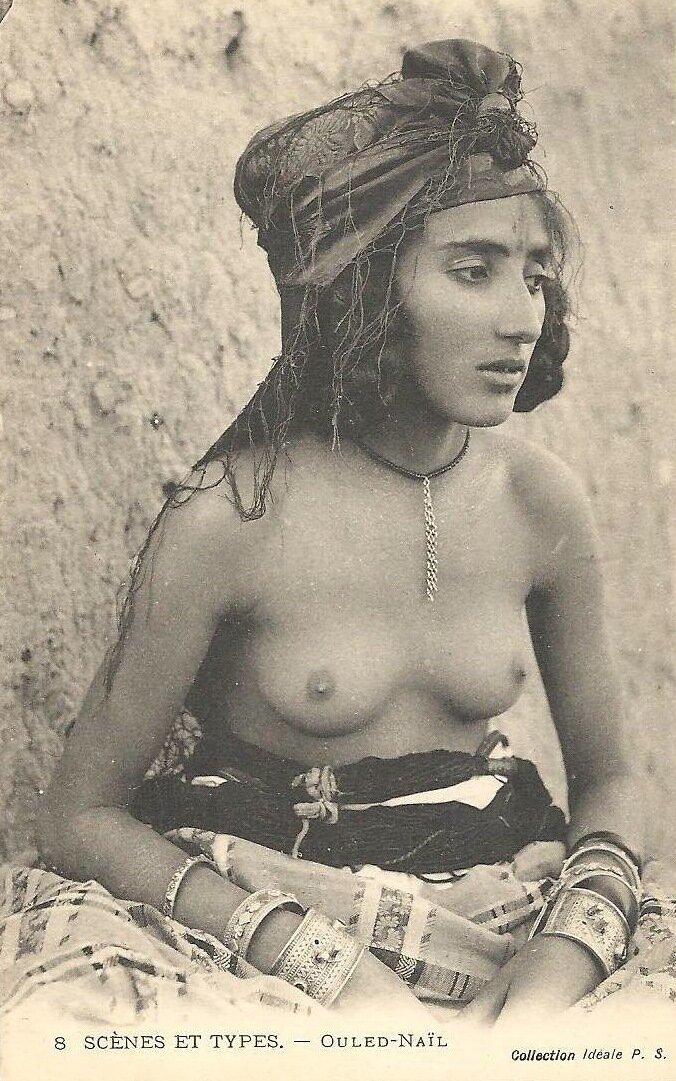 1904. Девушка из Улед-Наиль
