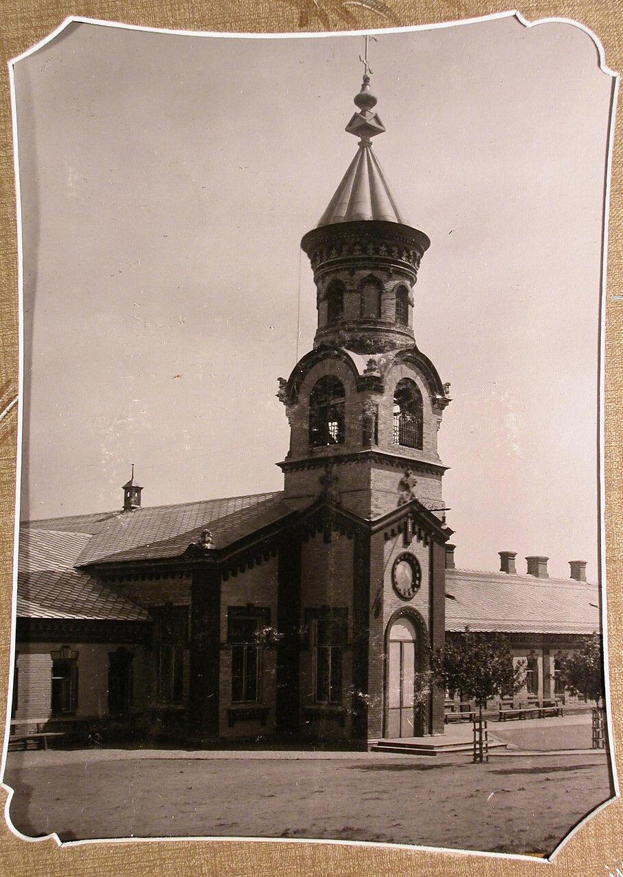 Общий вид церкви Св.Марии Магдалины