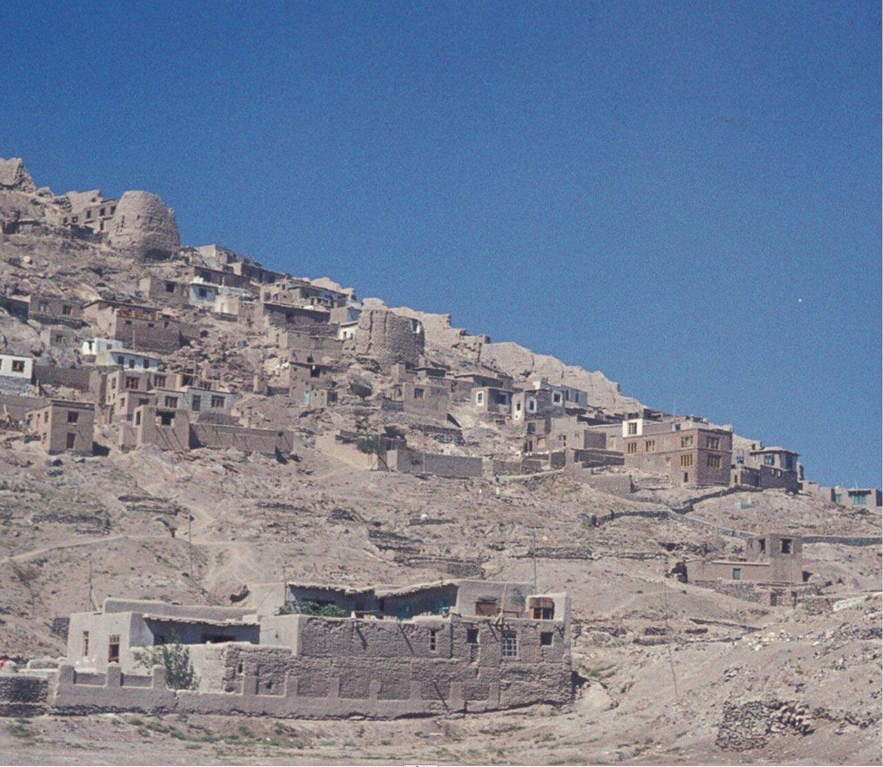 Кабул. Старый Город и стены