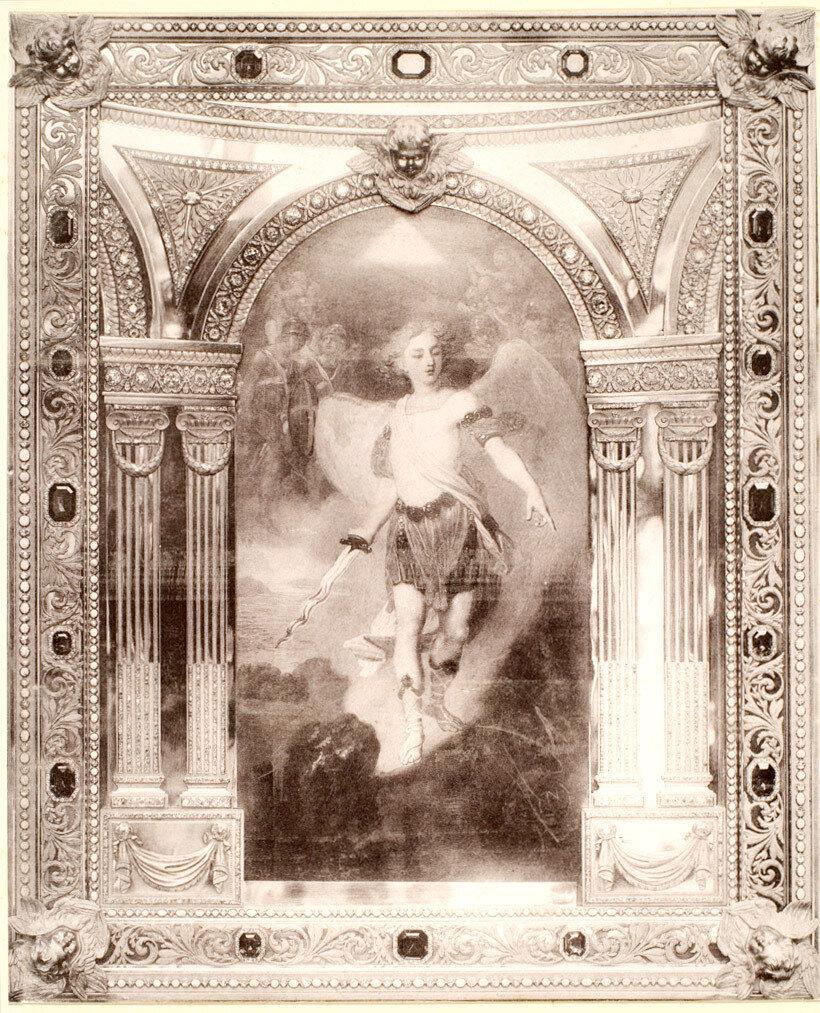 27. Киев. Икона святого Михаила из Михайловского Златоверхого монастыря