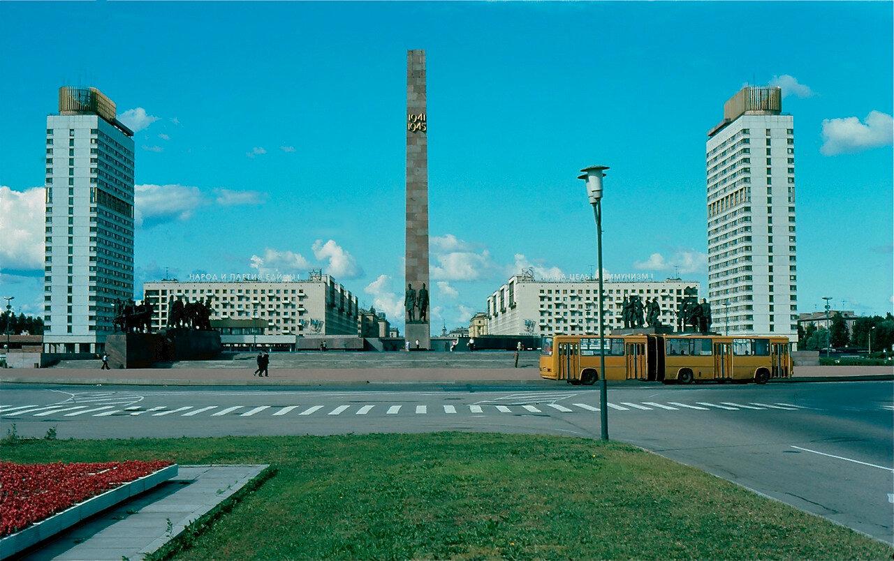 29. Площадь Победы в Ленинграде