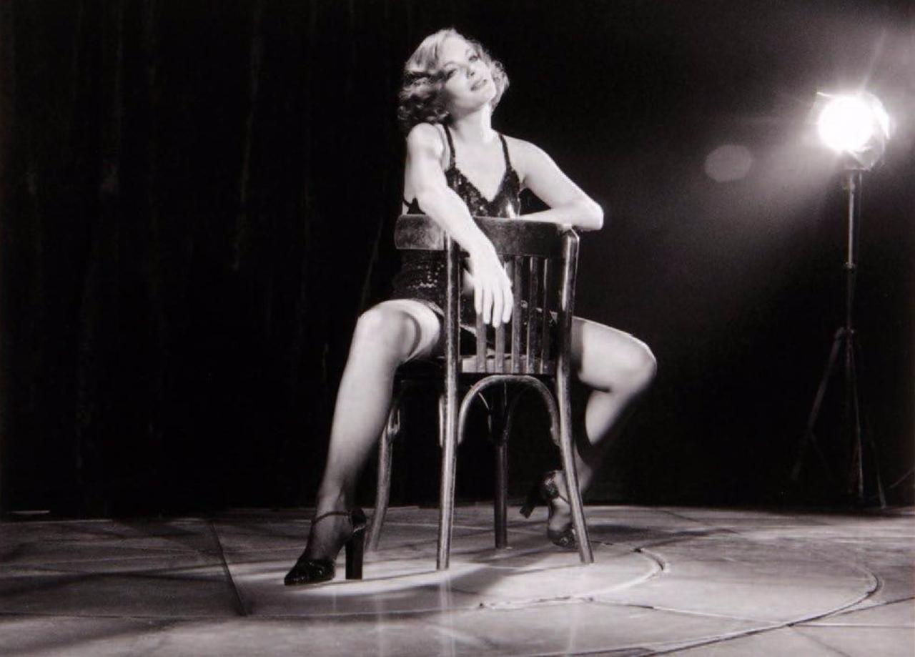 1970. Роми Шнайдер