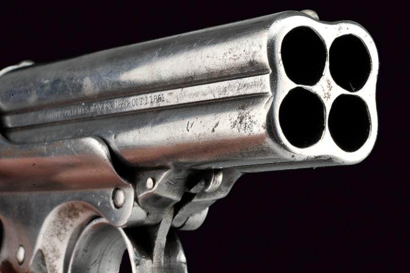 Excellent condition Remington Elliot derringer, mid to late 19th century0.jpg