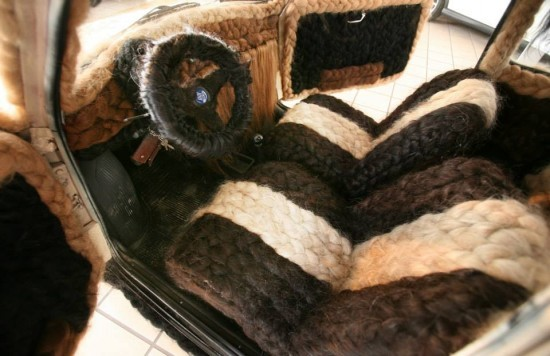 Волосатые авто