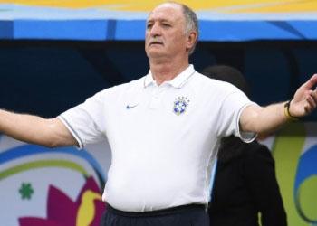 Федерация футбола Бразилии подтвердила отставку Луиса Фелипе Сколари