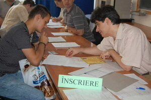 Будущие студенты из Бельц пробуют поступить в вузы Румынии